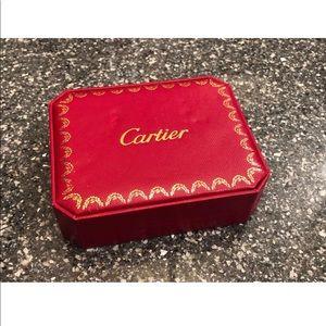Cartier Jewelry - Vintage Cartier Menotte Gold Bracelet